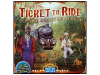 Ticket to Ride: The Heart of Africa (Exp.)