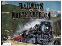 Railways of the World - Railways of North America  (Exp.)