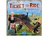 Ticket to Ride Map Collection: Volume 4 - Nederland (Exp.)