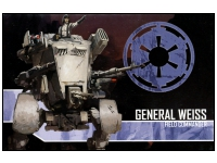 Star Wars: Imperial Assault - General Weiss Villain Pack (Exp.)