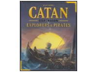Catan: Explorers & Pirates (5th Edition) (Exp.)
