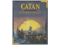 Catan: Explorers & Pirates - 5-6 Player Extension (5th Edition) (Exp.)