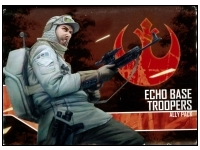 Star Wars: Imperial Assault - Echo Base Troopers Ally Pack (Exp.)