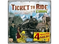 Ticket to Ride: Europe (SVE)