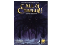 Call of Cthulhu: Keeper Rulebook (7th Ed.) Hardcover (RPG)