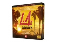 Detective: A Modern Crime Board Game - L.A. Crimes (Exp.)