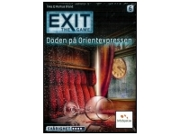 EXIT: The Game - Döden på Orientexpressen (SVE)